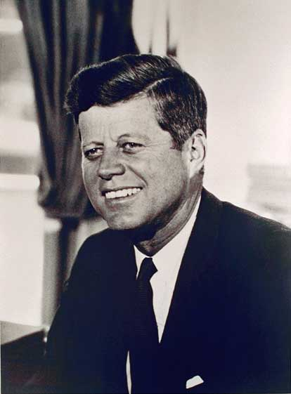 Beloved President JFK